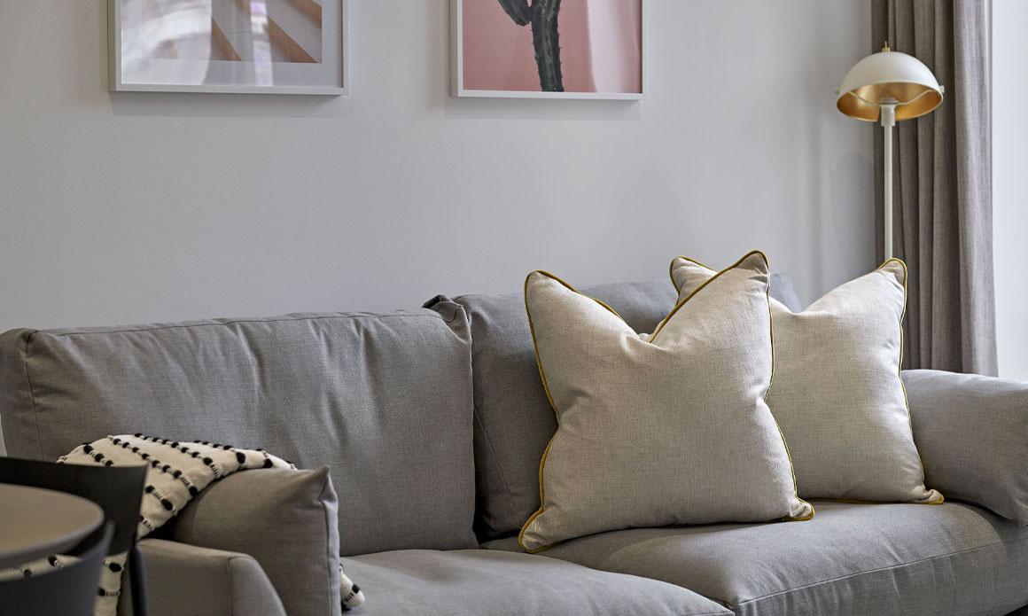 Three Bedroom Apartments - Oxbow