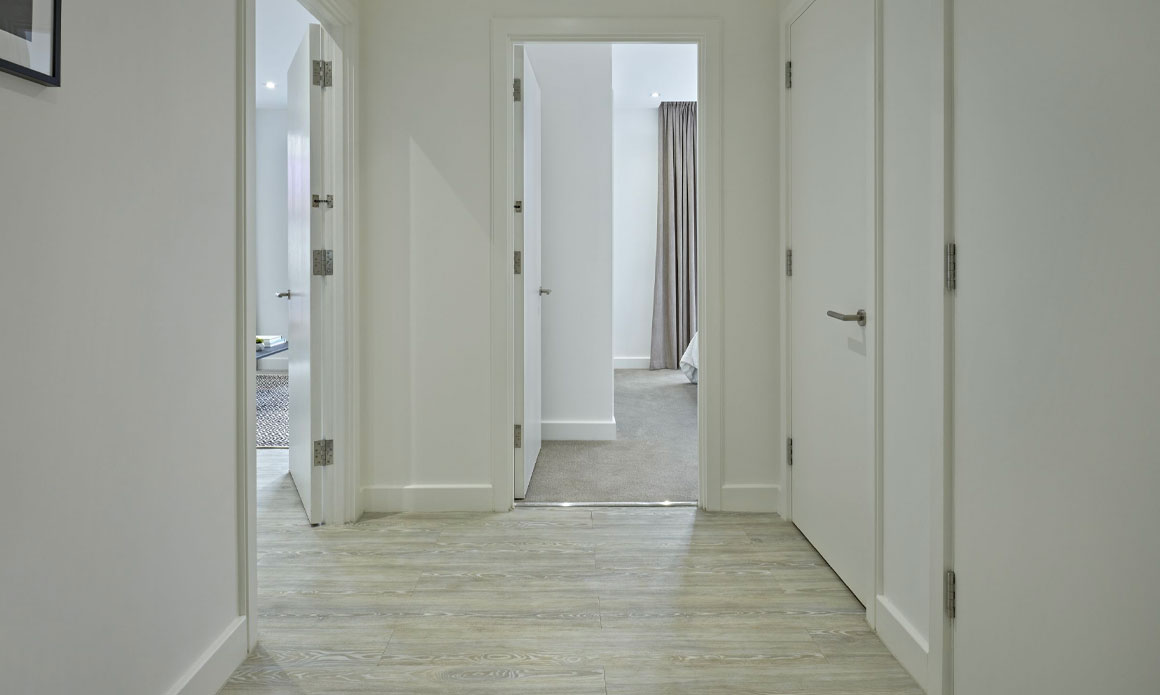 Two Bedroom Apartments - Oxbow